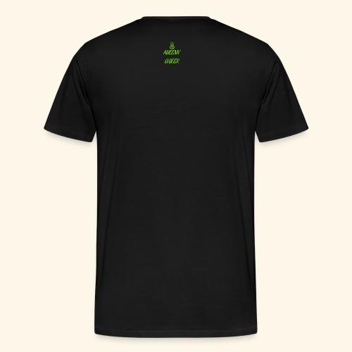 LogoMakr 4geIje - Men's Premium T-Shirt