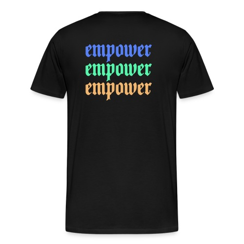 Empower Multi-Colored Special Edition - Men's Premium T-Shirt