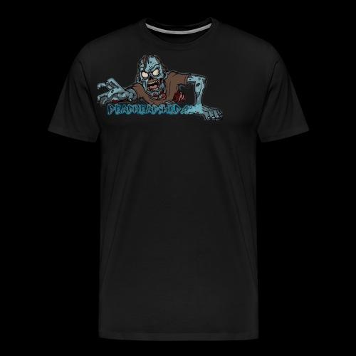 Dark zombie - Men's Premium T-Shirt