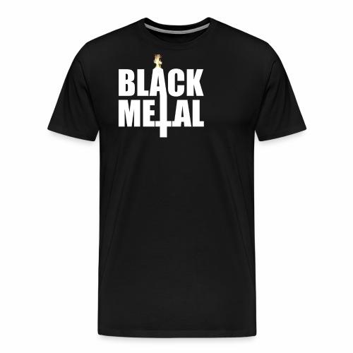 Black Metal! - Men's Premium T-Shirt