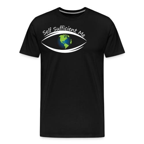 Self Sufficient Me Logo Large - Men's Premium T-Shirt