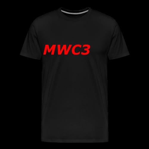 MWC3 T-SHIRT - Men's Premium T-Shirt