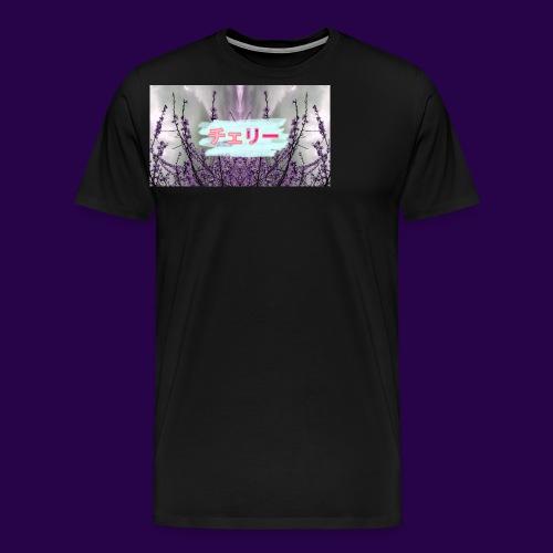 Cherī - Men's Premium T-Shirt