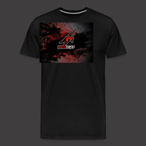 RedOpz Splatter - Men's Premium T-Shirt