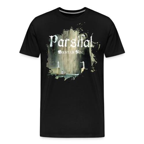 Parsifal - Mountain King - Men's Premium T-Shirt