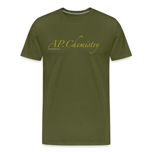 AP.Chemistry - Men's Premium T-Shirt