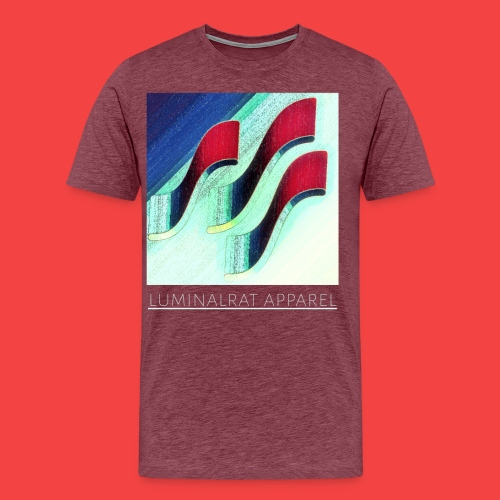 Film Grain - Men's Premium T-Shirt