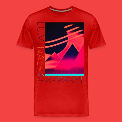 Sunny Night - Men's Premium T-Shirt