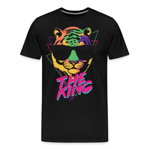 King Tiger - Men's Premium T-Shirt