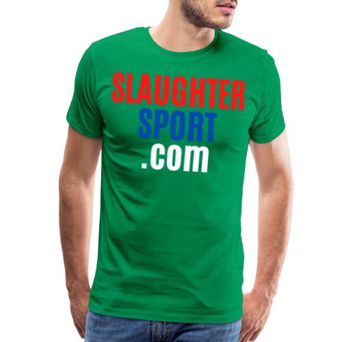 SLAUGHTERSPORT.COM - Men's Premium T-Shirt