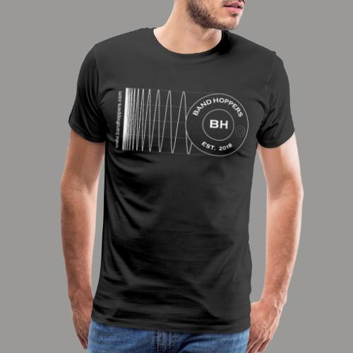 BandHoppers Logo #1 - Men's Premium T-Shirt