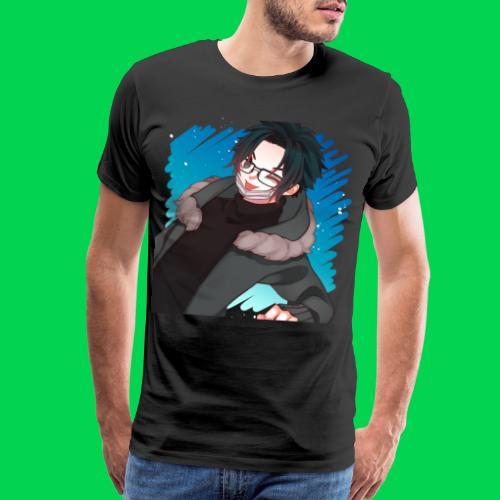 Mr no name guy. - Men's Premium T-Shirt