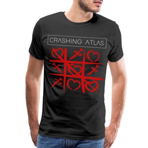 Hearts and Daggers - Men's Premium T-Shirt