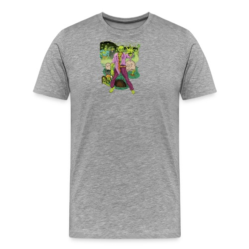 Zombies! - Men's Premium T-Shirt