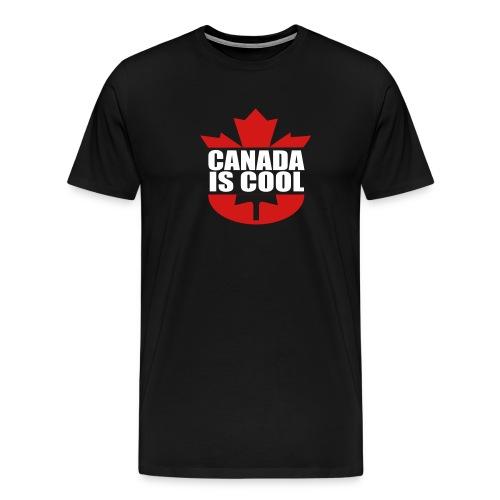Canada is Cool - Men's Premium T-Shirt
