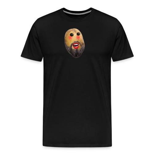 shy potato png - Men's Premium T-Shirt