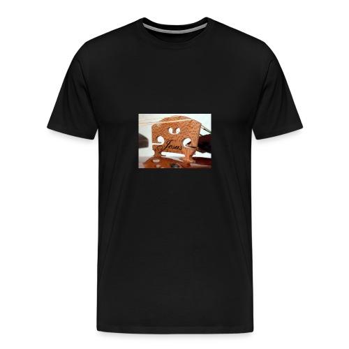 editedjesusbridge - Men's Premium T-Shirt