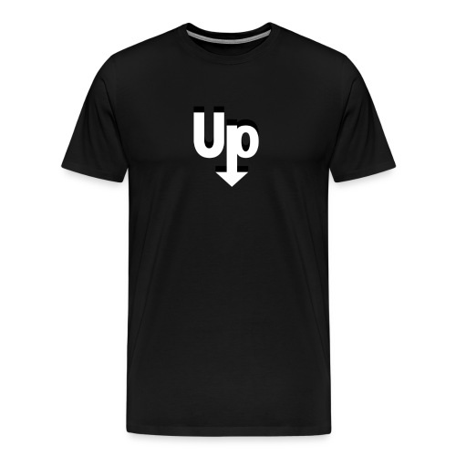 Up - Men's Premium T-Shirt