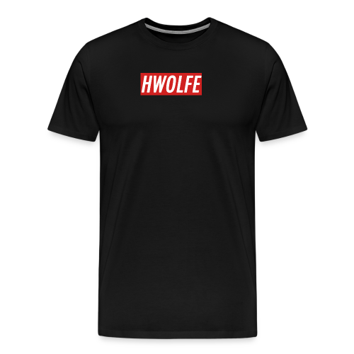 HWOLFE/SUPREME COLLAB - Men's Premium T-Shirt
