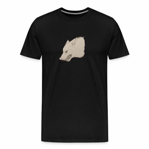 Lone Wolf - Men's Premium T-Shirt