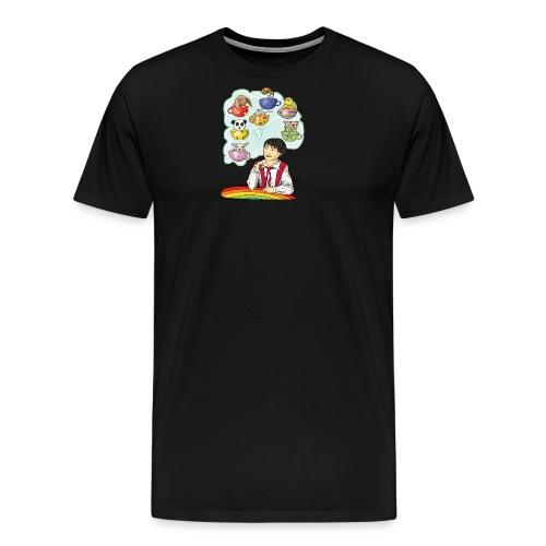 Dreaming of a Baby Pet - Men's Premium T-Shirt