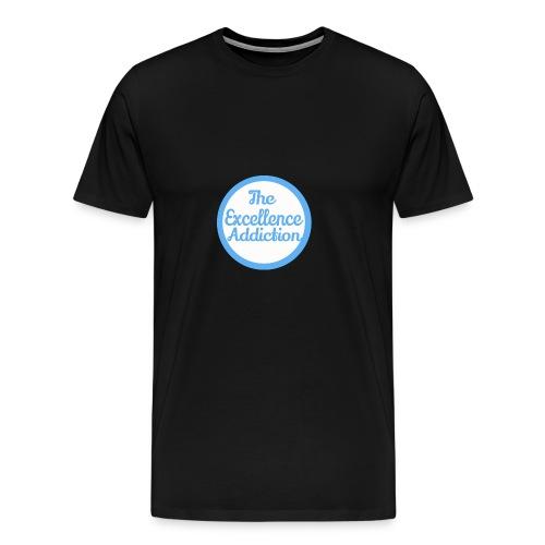 The Excellence Addiction Brand - Men's Premium T-Shirt