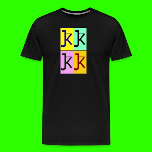 JK STYLES - Men's Premium T-Shirt