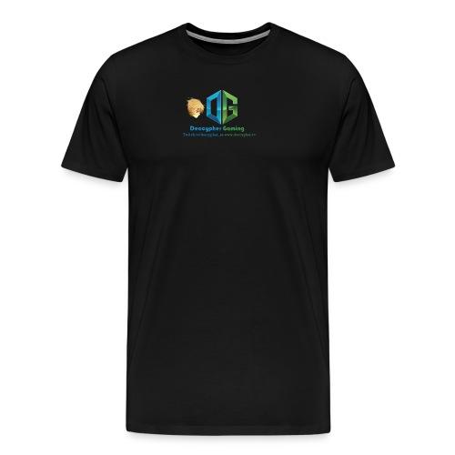Deccypher Gaming - Men's Premium T-Shirt