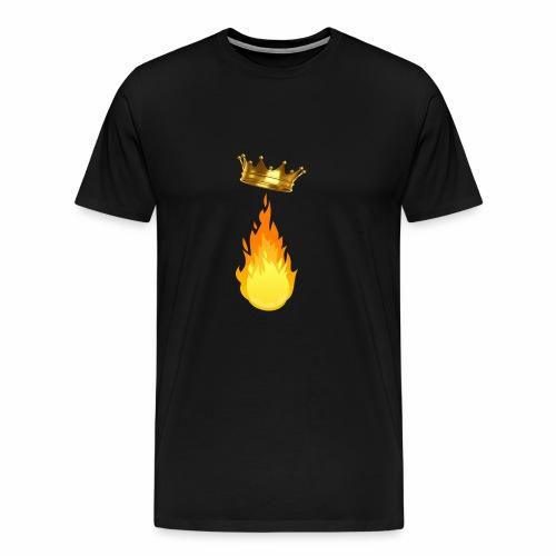 Fire King Playz Merch - Men's Premium T-Shirt