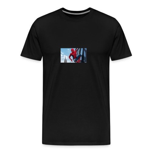 spider man homecoming - Men's Premium T-Shirt