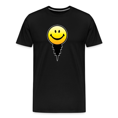 chicksdigitlogoclrs - Men's Premium T-Shirt