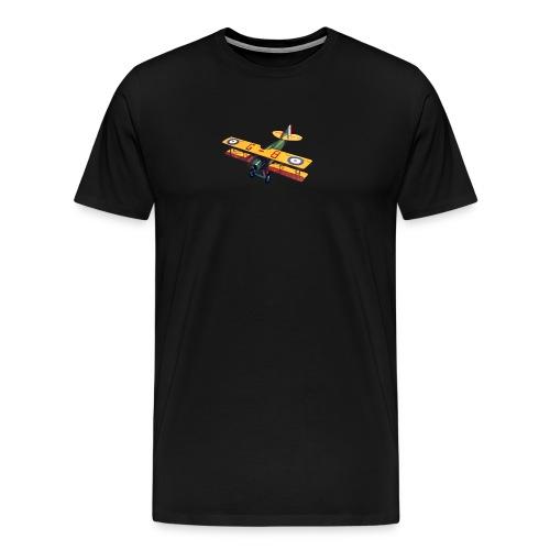 G 8 Pulp Plane - Men's Premium T-Shirt