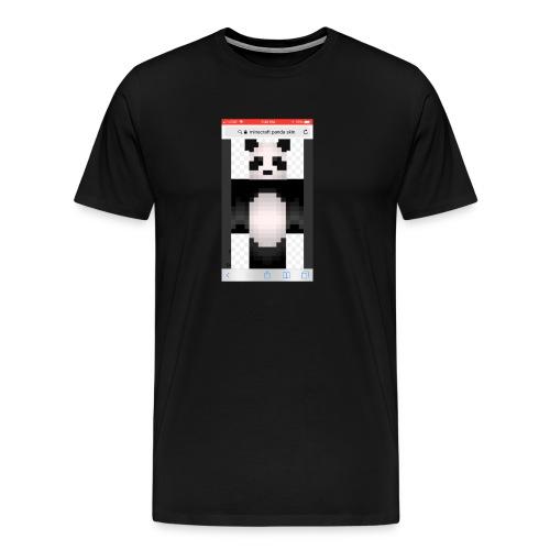 Pandagaming.com - Men's Premium T-Shirt