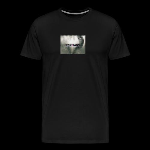 TORNADO ALBUM COVER - Men's Premium T-Shirt