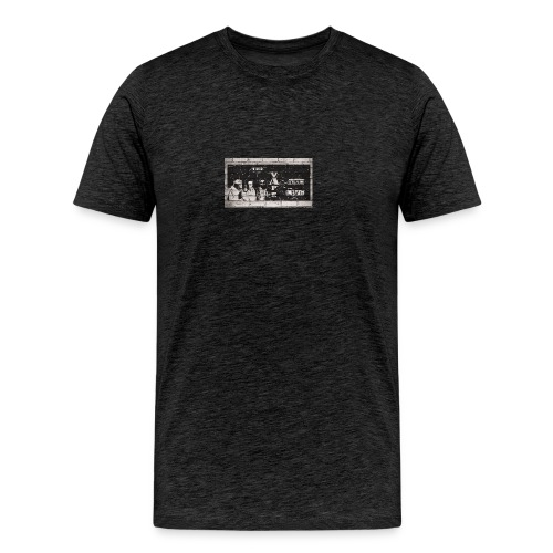 The vApe Team B&W - Men's Premium T-Shirt