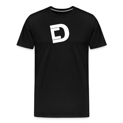 DrewskysChannel Youtube Logo - Men's Premium T-Shirt