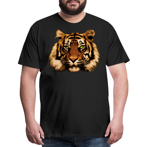 Tiger Thoughts - Men's Premium T-Shirt