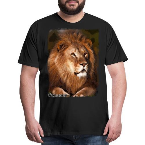 Regal Lion - Men's Premium T-Shirt