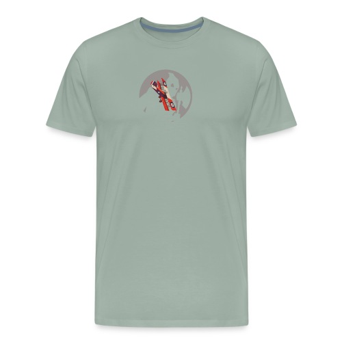 Strange Deaths shirt - Men's Premium T-Shirt