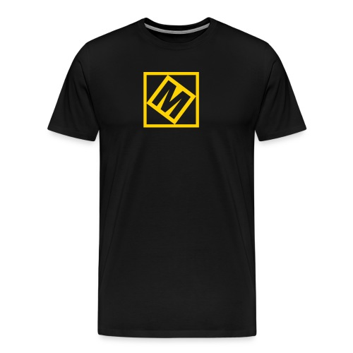 mathologer logo - Men's Premium T-Shirt