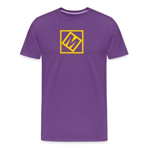 mathologer logo - Men's Premium T-Shirt