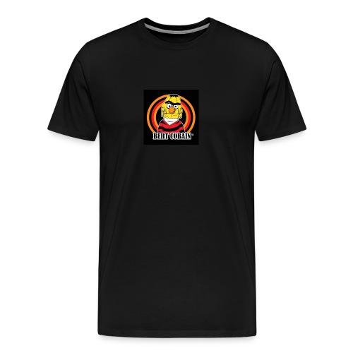 Bert Kobain - Men's Premium T-Shirt