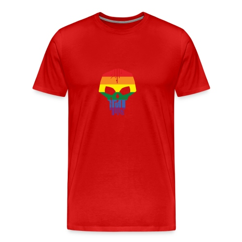 Black Ice Pride Logo - Men's Premium T-Shirt