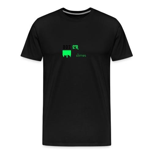 OOZER slimes - Men's Premium T-Shirt