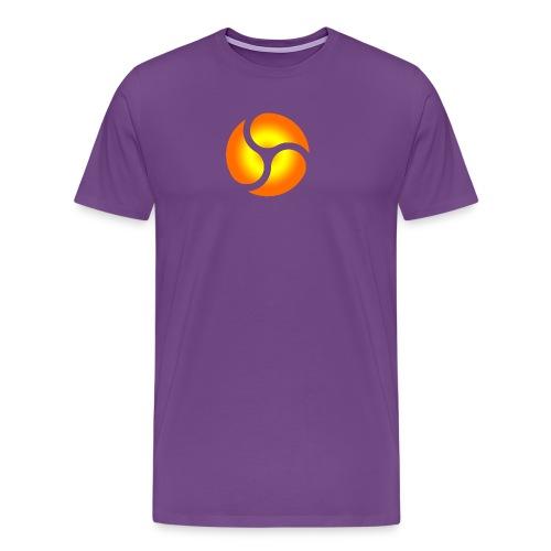triskele harmony - Men's Premium T-Shirt