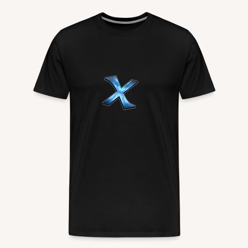 Predrax Ninja X Exclusive Premium Water Bottle - Men's Premium T-Shirt