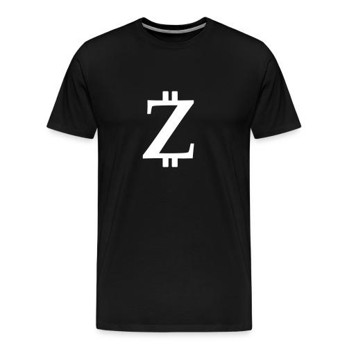 Big Z black - Men's Premium T-Shirt