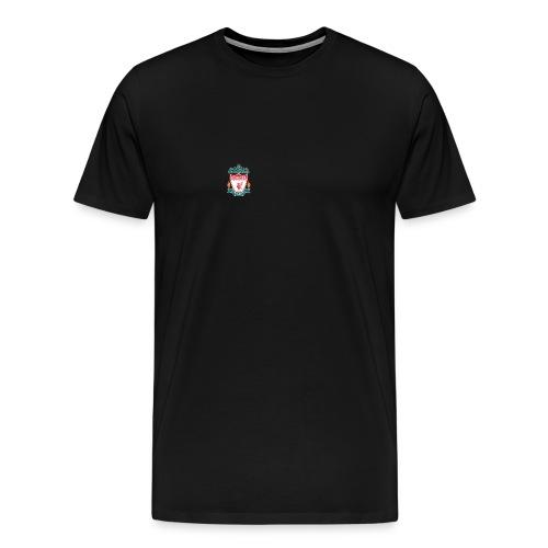Logo LiverpoolFC - Men's Premium T-Shirt