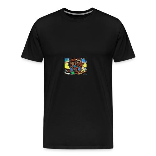 Dali Visage - Men's Premium T-Shirt