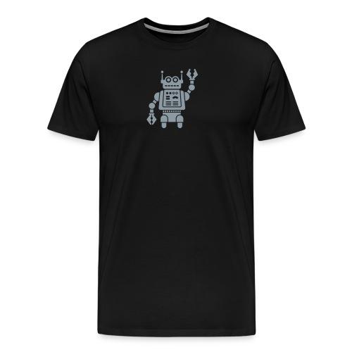 Robot 1 - Men's Premium T-Shirt